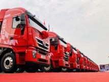 红岩杰狮2020牵引车备受用户关注抢购热潮席卷全国