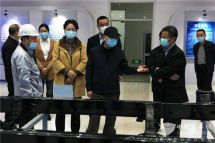 辽宁省发展改革委赴曙光汽车集团调研对企业发展给予肯定