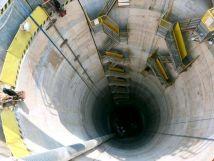 【盾构机】77.3米深!国内最深基坑纪录诞生!