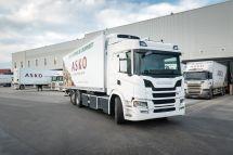 电动化趋势来袭斯堪尼亚在挪威将向ASKO交付75辆电动卡车