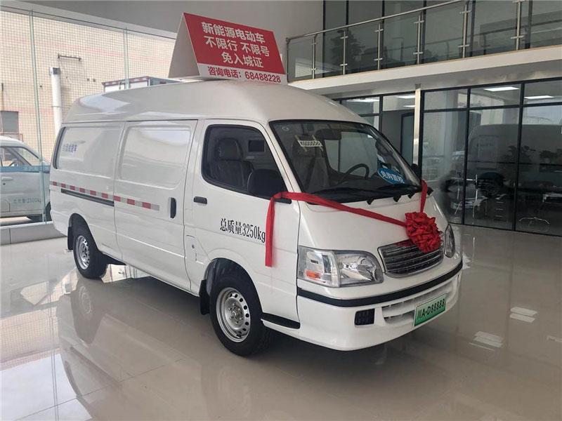 四川成都销量最好 续航最远的新能源电动货车价格 行情