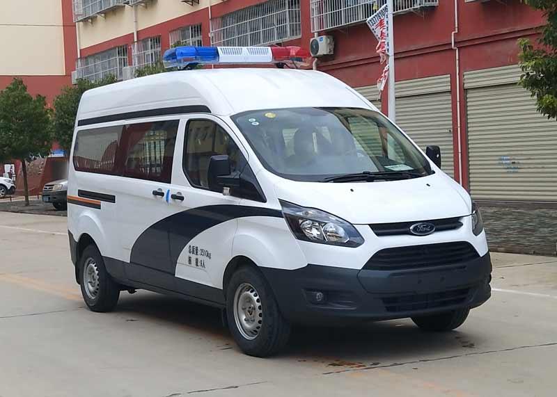 福特V362司法局9座专用囚车/多少钱