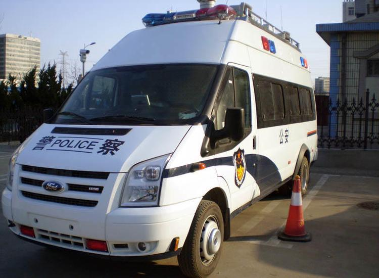 福特全順V348指揮車 全順新時代V348無人機指揮車 無人機通訊指揮車