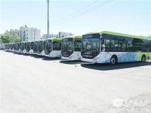 又一个辽宁对口援建公交落地!165辆中通纯电动公交车将在新疆投入运营
