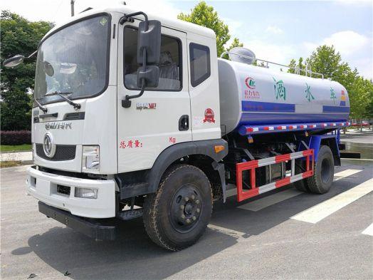 12吨国六东风T3洒水车报价