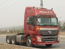 北京福田戴姆勒公司召回部分BJ4253SMFKB-12牵引车
