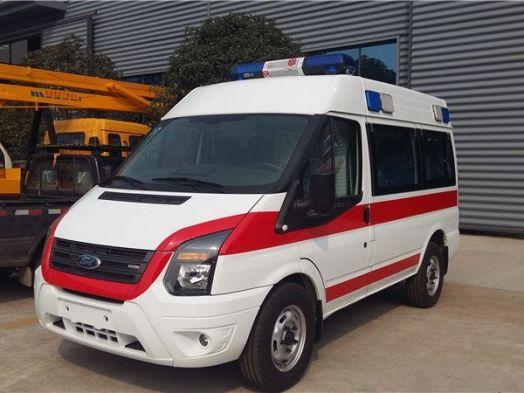 救護車的全面消毒基本操作和注意事項