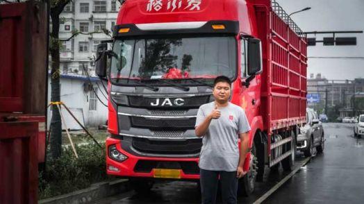 格爾發A5X中體載貨車是如何打動年輕卡車司機的?