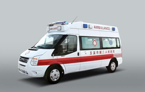 丰田海狮救护车有五大优点值得选择