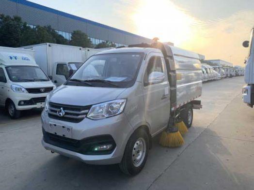 長安國六小型掃路車多少錢