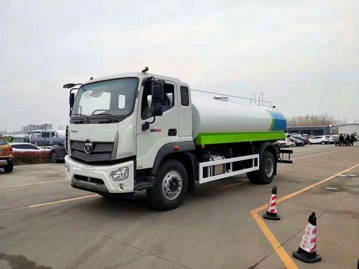 国六福田瑞沃15吨洒水车配置怎么样