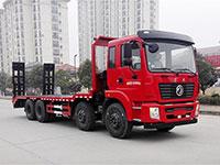东风锦程前四后八平板运输车厂家推荐车型