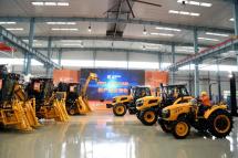 挺起广西农业机械化脊梁——柳工农机六款新品发布,正式进军拖拉机产业