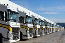 沃尔沃卡车向西班牙Primafrio集团交付300辆FH牵引车
