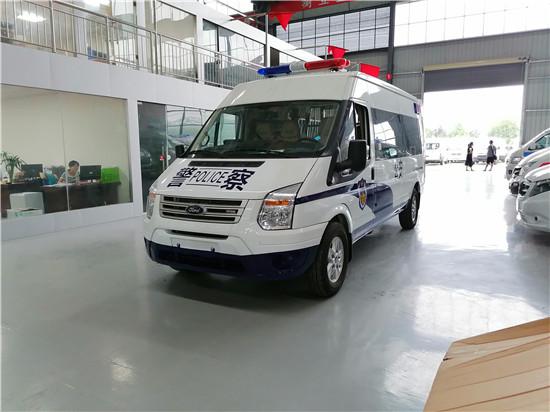 法院囚车最新报价_法院9-15人福特囚车厂家最新标准