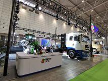 全明星阵容成全场焦点,融和电科闪耀2020山东国际汽车工业博览会