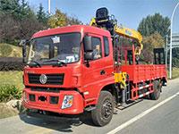 東風8噸隨車吊廠家推薦車型報價