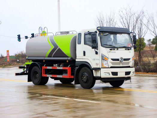 12噸東風D1L灑水車廠家推薦車型報價