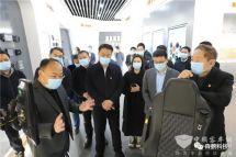 服務智慧交通建設鄭州市交通局領導一行點贊森鵬科技