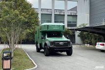 硬核!售188万的阿莫迪罗锐行者四驱越野房车将全球首发