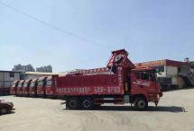 中集华骏自卸车助力西南市场开发
