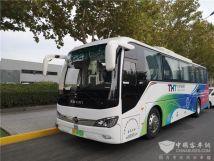 綠色出行品質之選福田歐輝BJ6117純電動城間客車成功交付天津華科