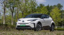 科技測測看丨豐田C-HREV:純電小車的最優解?