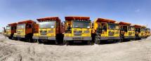 獲用戶口碑相傳徐工礦用自卸車再簽內蒙古批量訂單