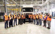 曼恩在俄羅斯交付首批全新TGX牽引車排放僅為歐5標準