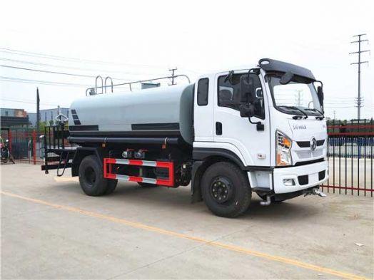 國六東風D1L專底12噸灑水車報價