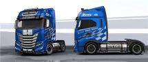 比柴油卡車減排高達95%依維柯S-WAYNP助力歐洲卡車錦標賽實現碳中和