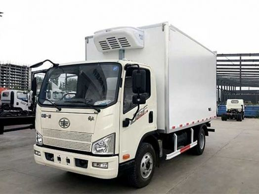 4.2米解放J6F冷藏車報價
