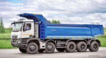 卡瑪斯推出首款配備艾利遜自動變速箱礦用自卸車65805