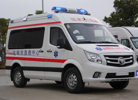 矿山救护车