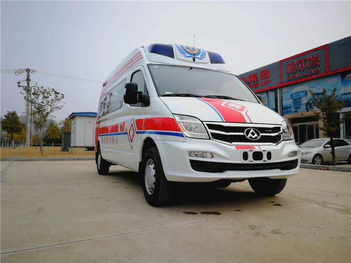 大通v80救护车