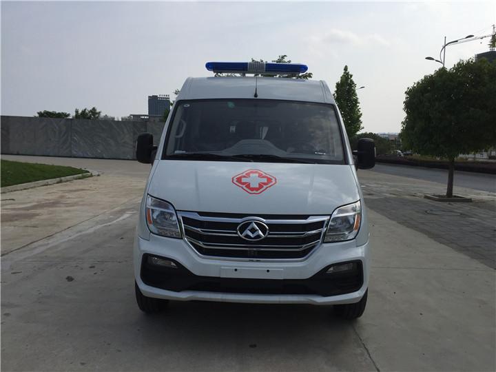 上汽大通v80救护车/大通救护车