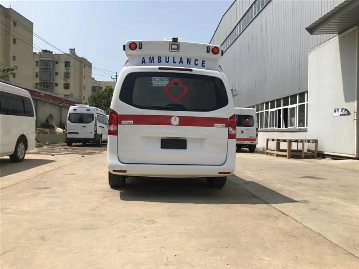 奔驰救护车/奔驰威霆救护车
