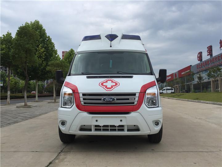 福特v348救护车/福特救护车