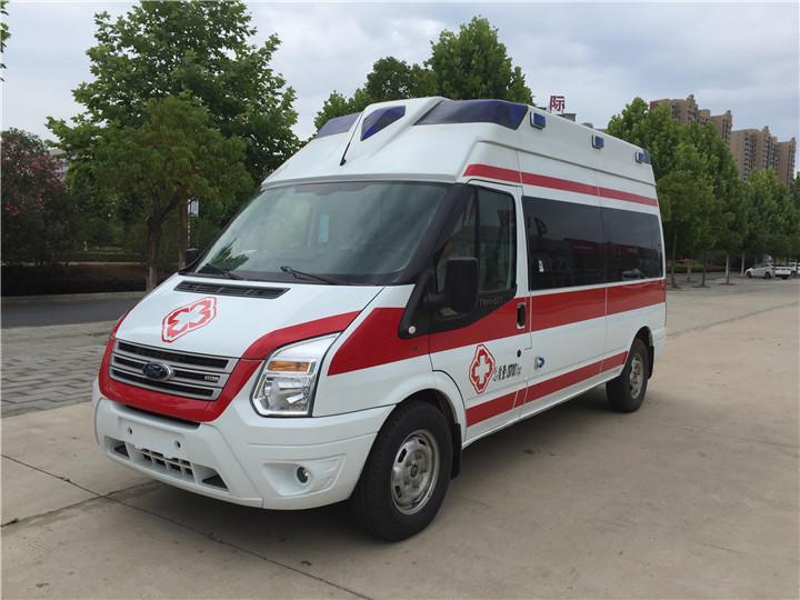 v348救护车/福特新世代救护车