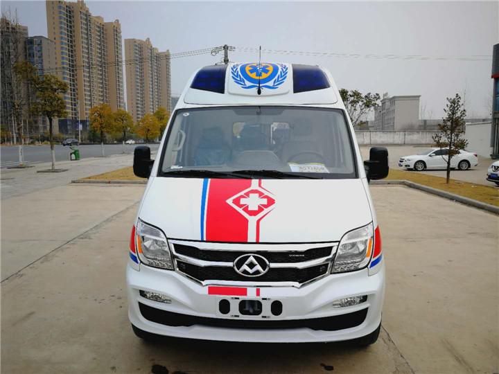 上汽大通医疗救护车/大通V80医疗救护车
