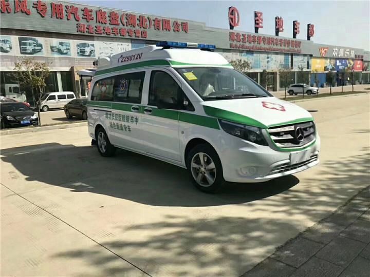 奔驰紧急救护车/奔驰母婴救护车