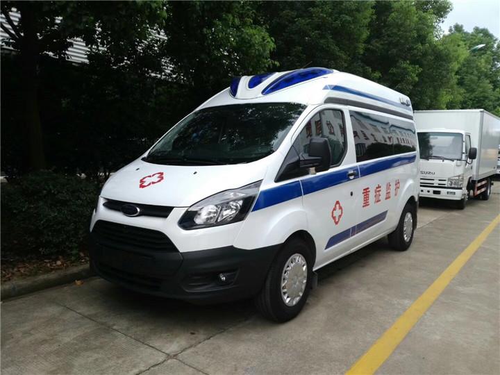 福特救护车/全顺V362救护车