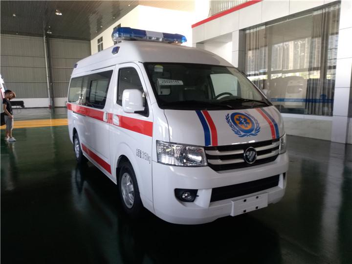 福田G7救护车/福田救护车