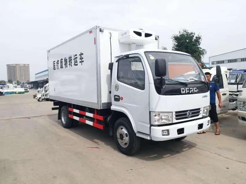 东风多利卡4.2米医疗废物运输车