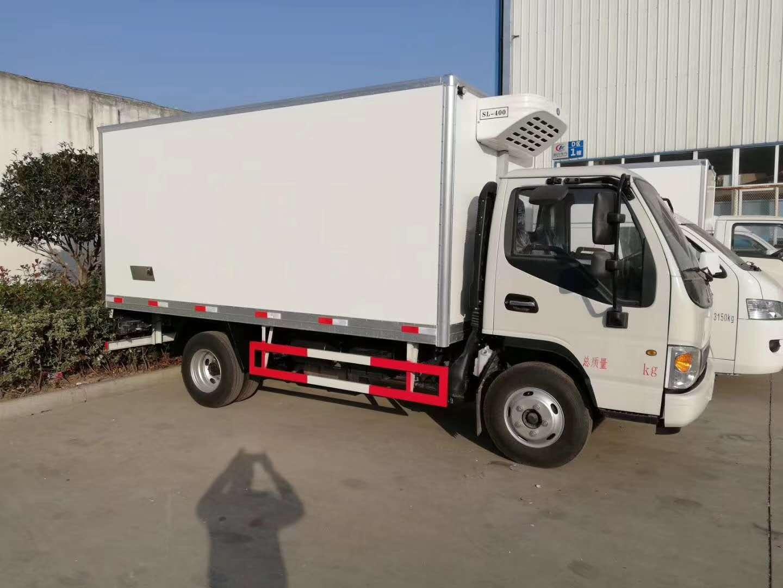 江淮康玲小型冷藏车3.1米厢体3吨