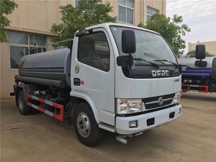 东风5吨8吨洒水绿化喷洒抑尘车