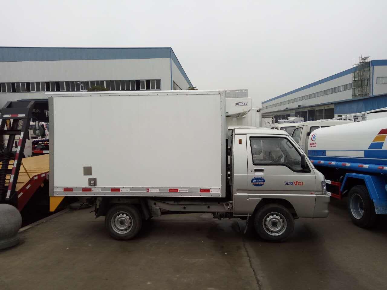 福田驭菱冷藏车︱2.9米冷藏车