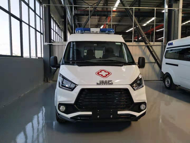 江铃特顺短轴监护型救护车(国六)