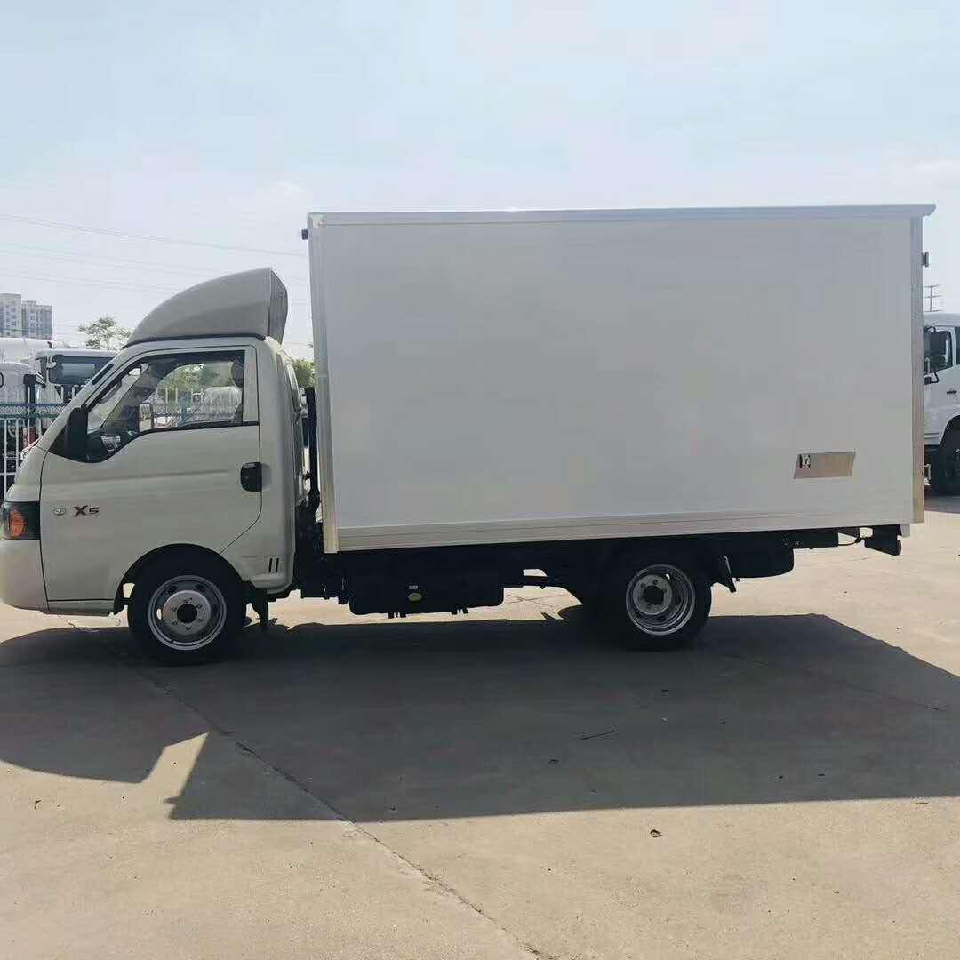 江淮康铃X5(国六)汽油机冷藏车