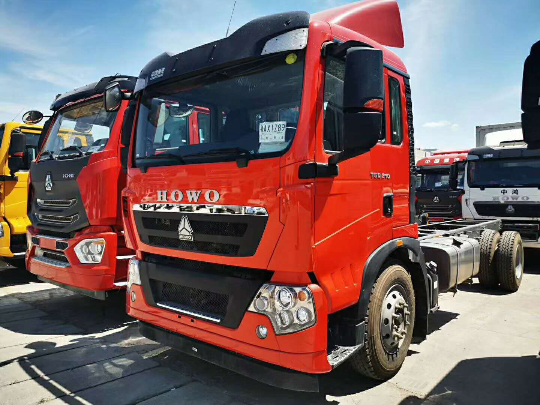T5G载货车底盘